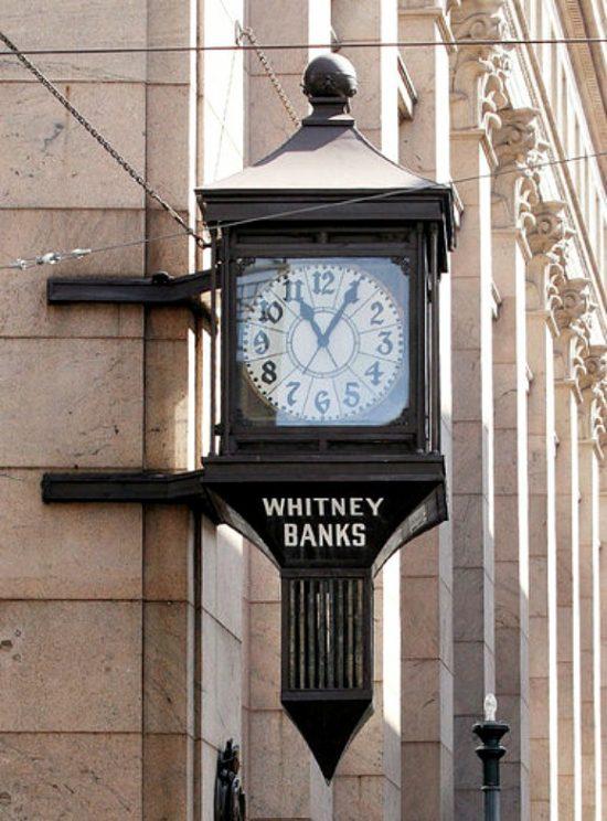 Whitney clock