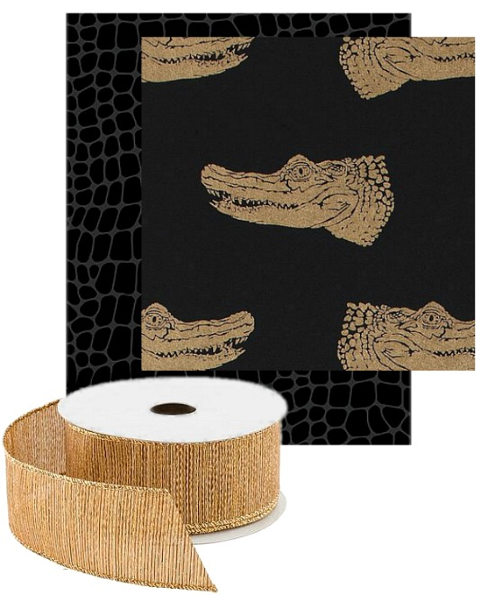crocodile-inspired-gift-wrapping