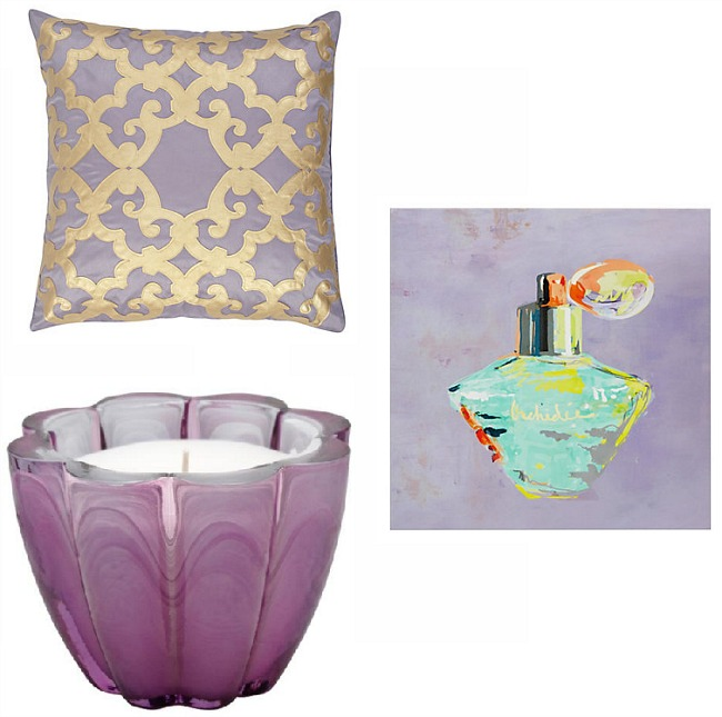 orchid home decor