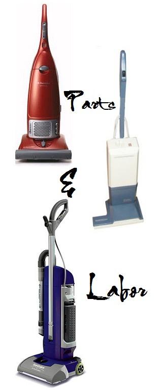 Electrolux vacuums
