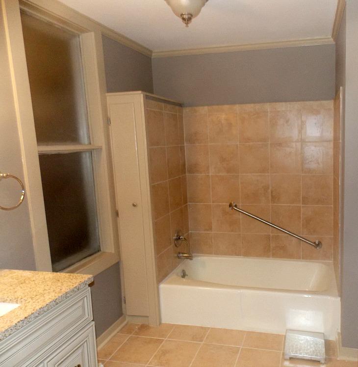 master bathroom remodel project