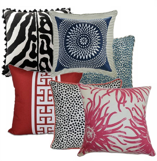 outdoor-pattern-throw-pillows