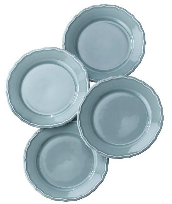 Euro-Ceramica-Savannah-Salad-Plates-(Set-of-4)