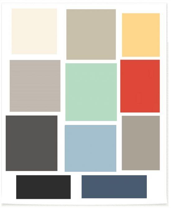 kitchen cabinet color combinations