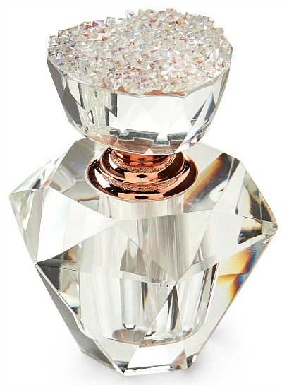 Sparkling Crystals Mini Perfume Bottle