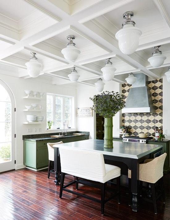 green-kitchens