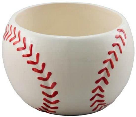 Baseball Ball Planter