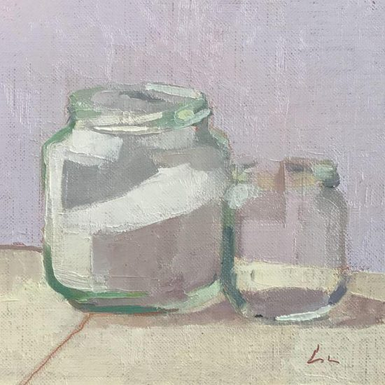 The-Last-Two-Jars-Oil-Painting