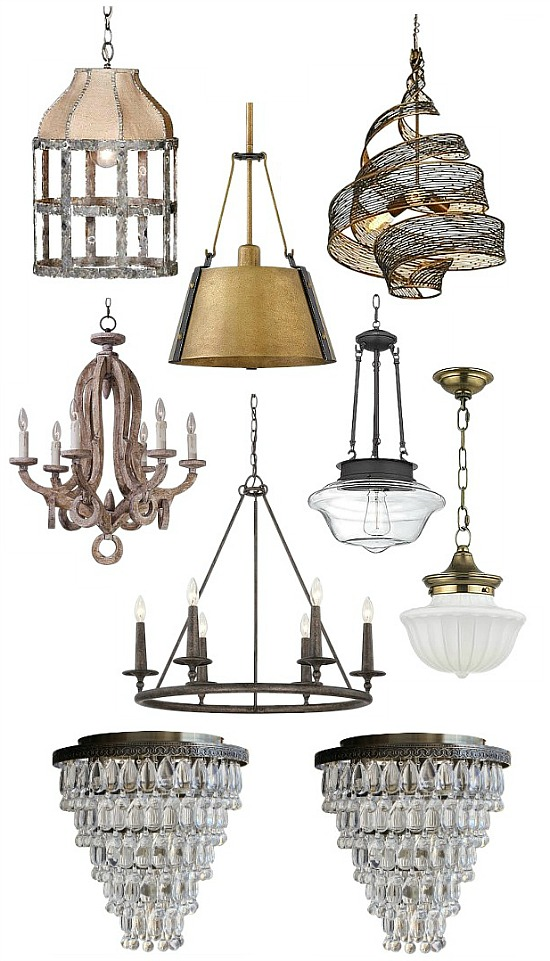 farmhouse-chandeliers
