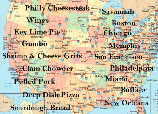 food-cities