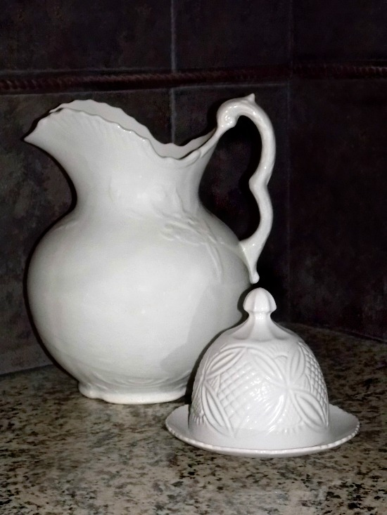 ironstone-pitcher