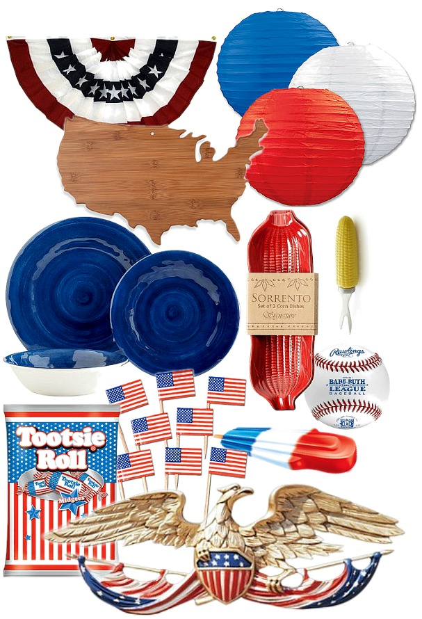 red-white-blue-party-decorations