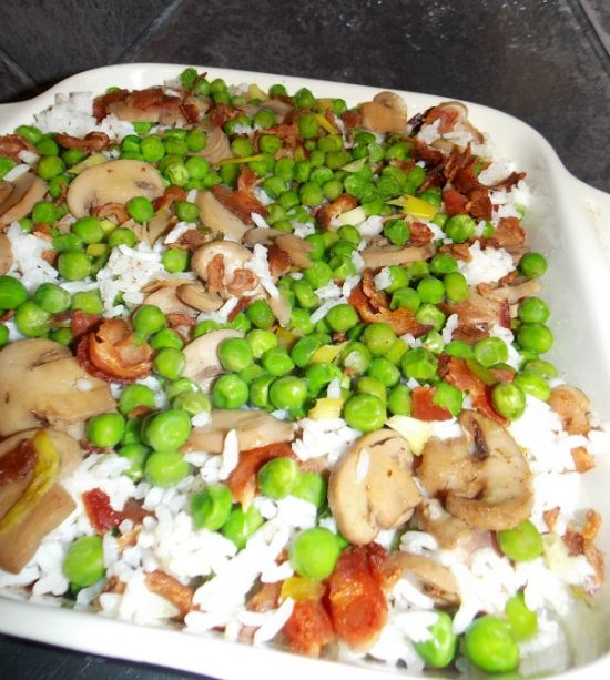 Summer Side Dish Recipe: Dressed Up Rice
