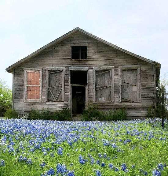 Texas-abandoned-farmhouse