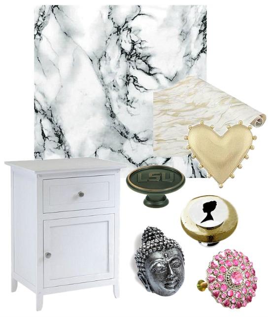 DIY marble