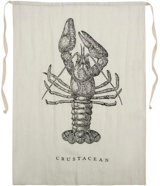 Crustacean Bib design by Sir/Madam