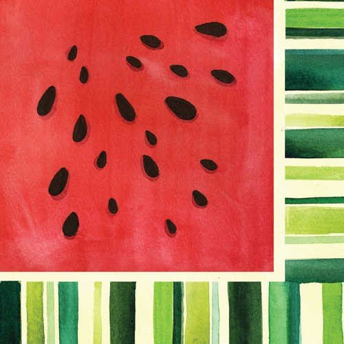watermelon-napkins