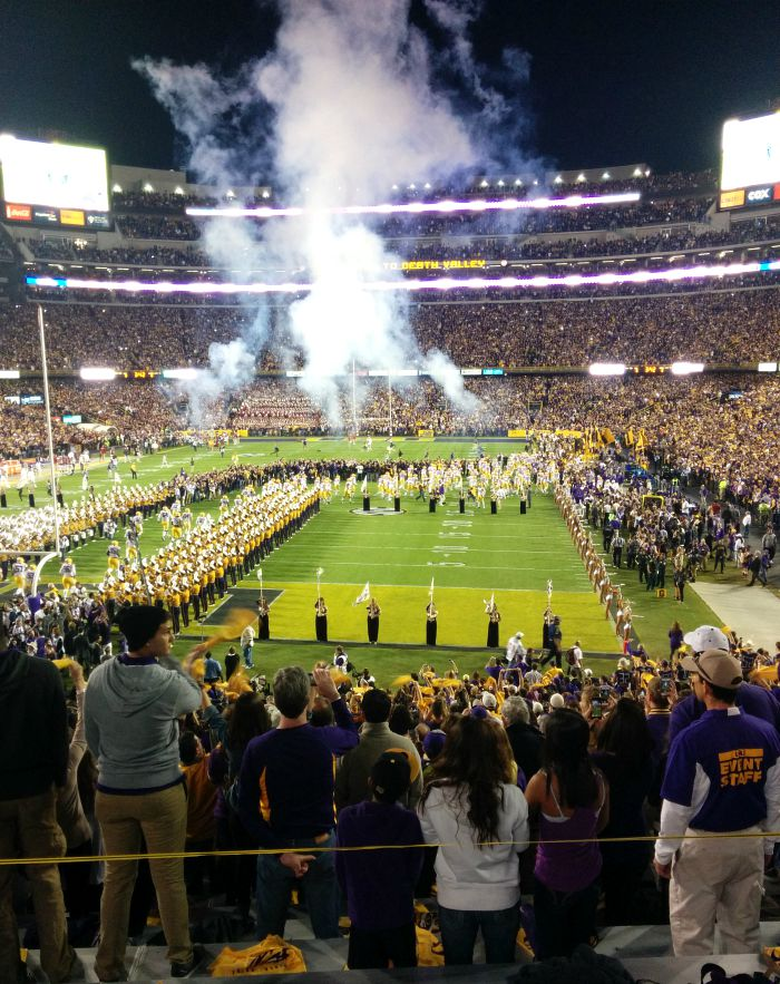LSU-Golden-Band