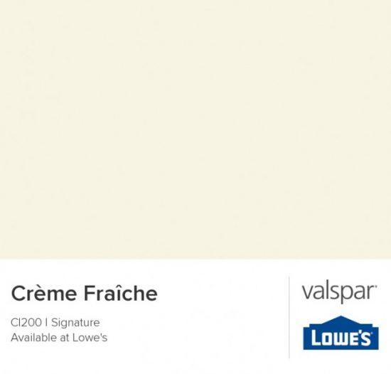 Valspar-creme-fraiche