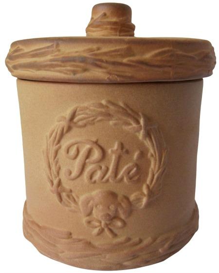 Vintage Terra Cotta Pate Pot