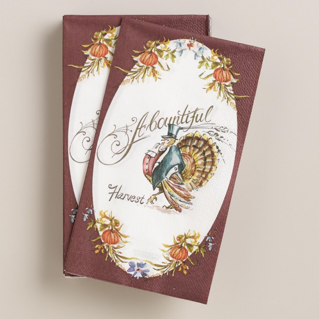 turkey-napkins