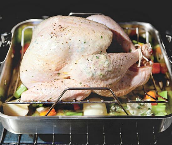 turkey-seasoned