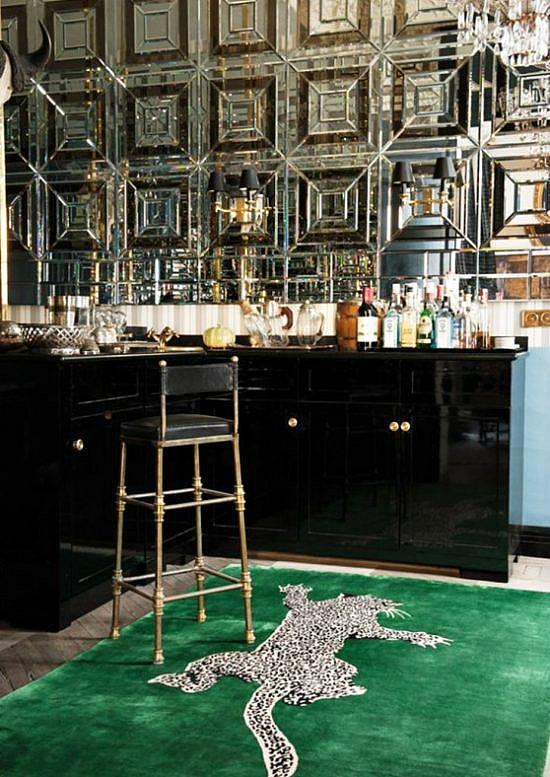 home-bar-black