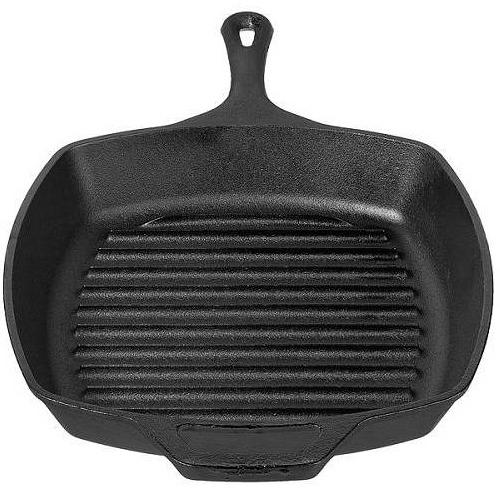 cast iron grilling skillet