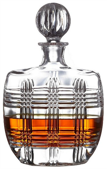 Fitz and Floyd Bridgeport Decanter