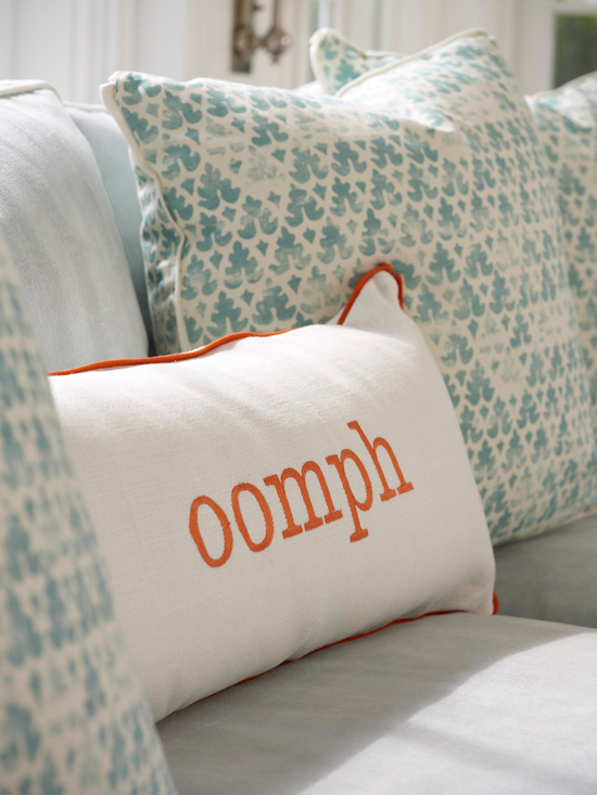 the decorative oomph