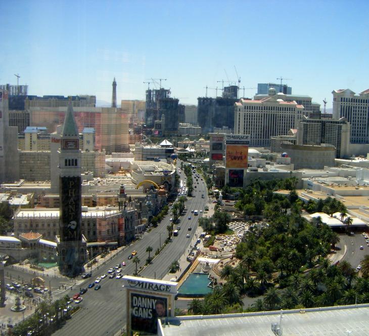 Spring Break Trip Report Las Vegas