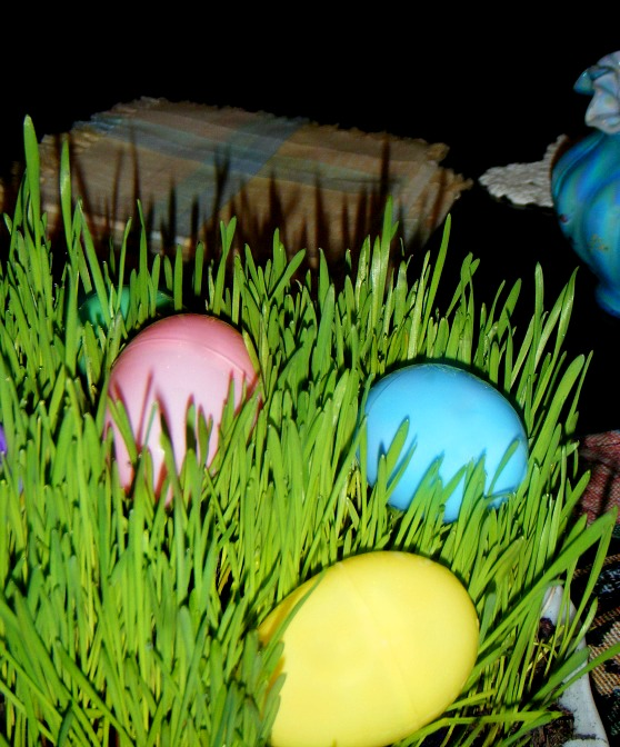 Easter-egg-hunt-centerpiece