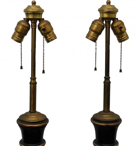 double-socket-lamps
