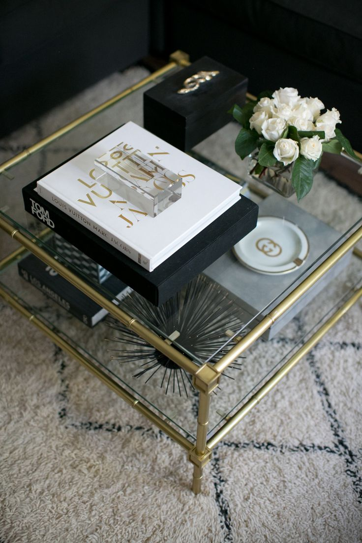 gold-coffee-table-styled