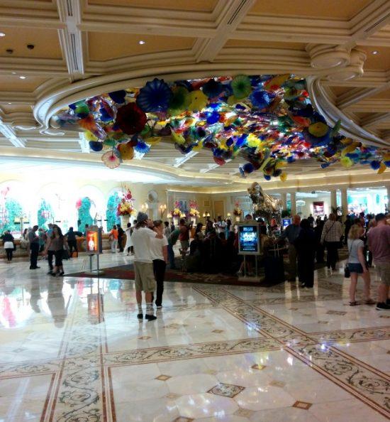 Bellagio-lobby