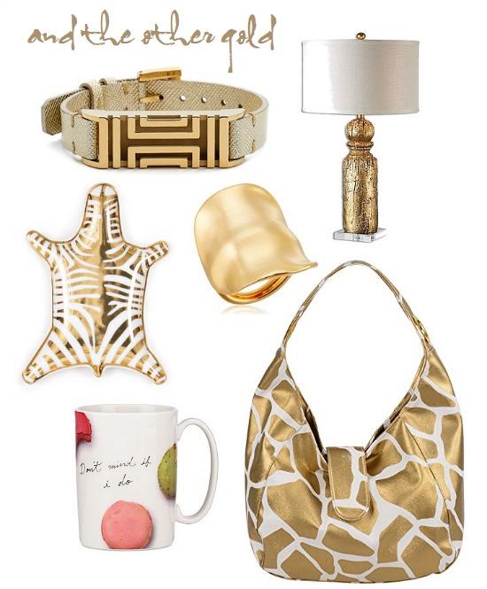 gold-accessories