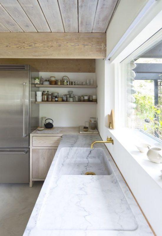 marble-kitchen-sink