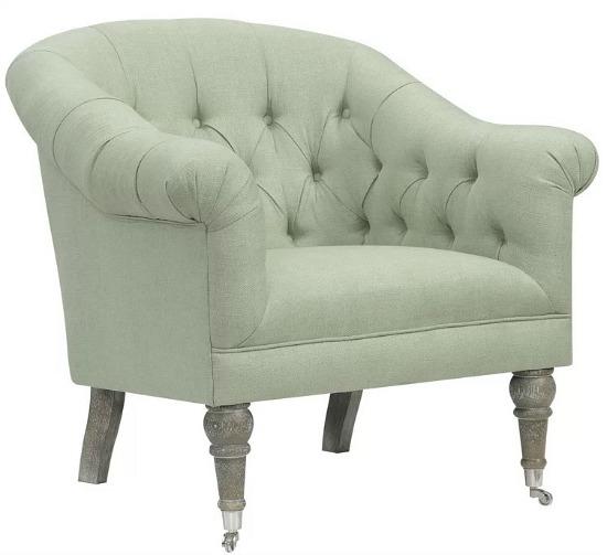 Danielle Barrel Chair