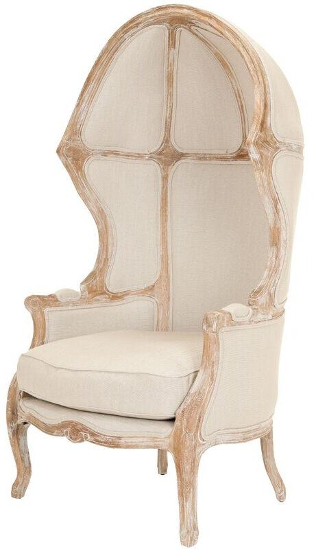 Jalen+W+Linen+Balloon+Chair