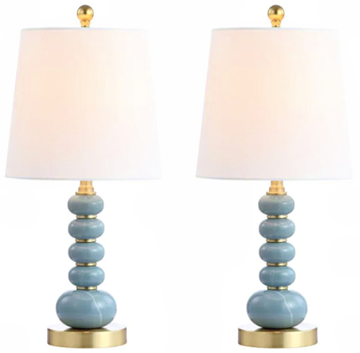 SAFAVIEH Lighting Trace 20-inch LED Table Lamp