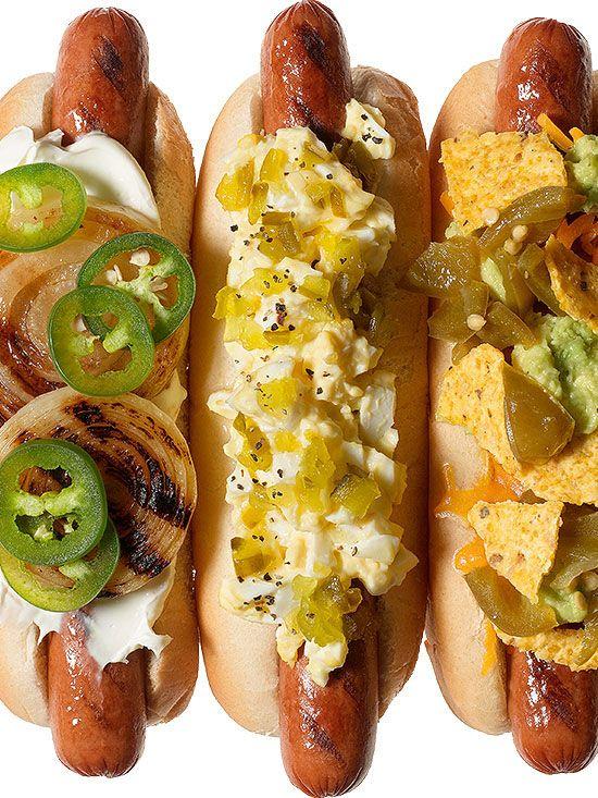 hot-dogs-Rachel-Ray