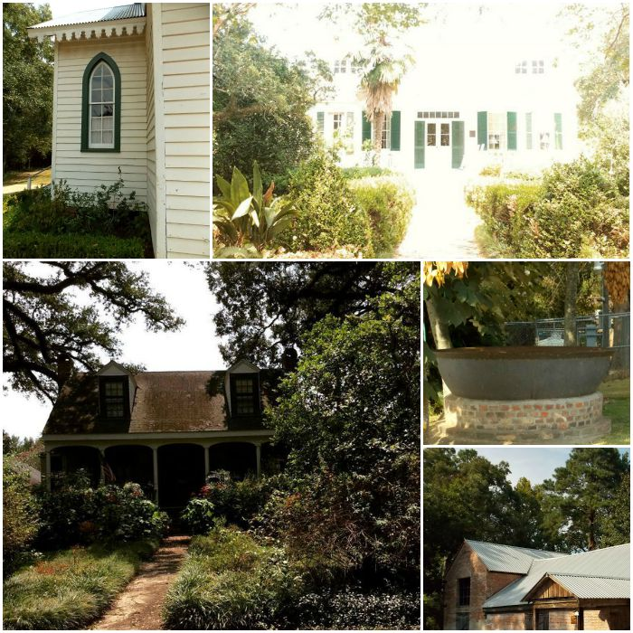 Travels to Small Southern Towns
