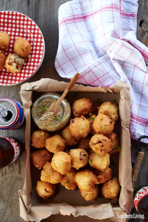 andouille-hush-puppies