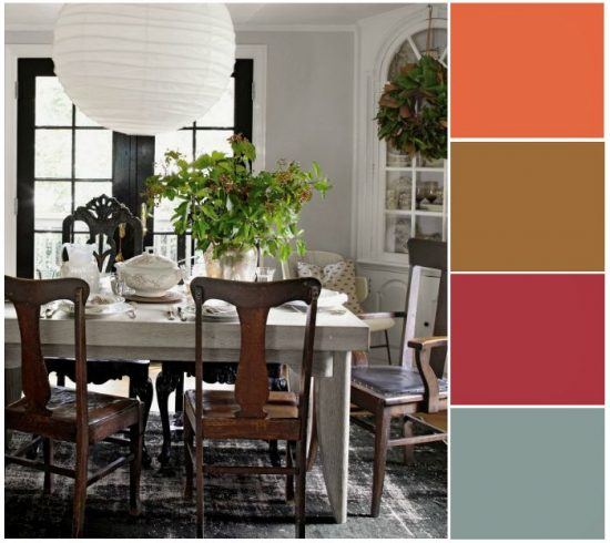 fall-interior-paint-colors-antiques