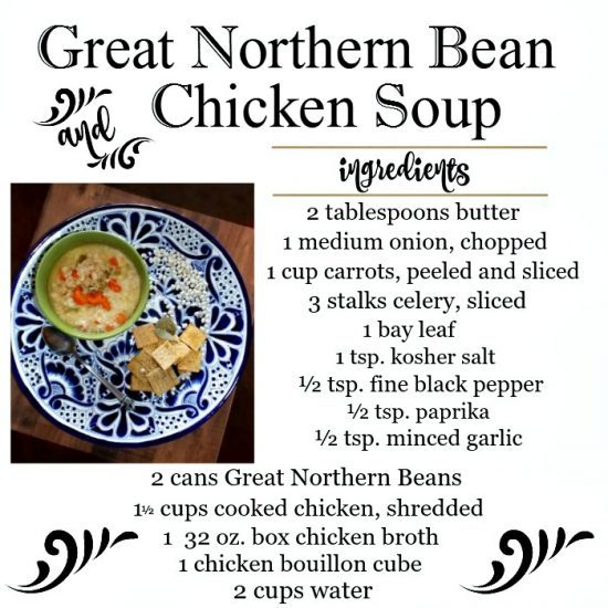 Great-northern-bean-and-chicken-soup-recipe-1