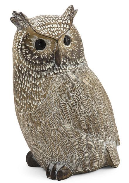 patterned-decorative-owl