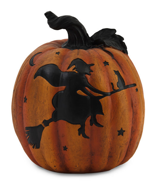 pumpkin-with-witch