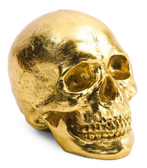 skull-table-top-figurine