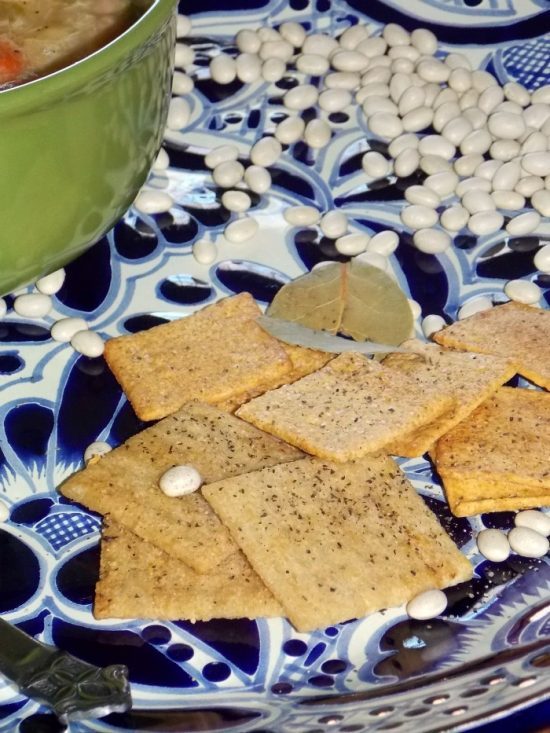 soup-and-crackers