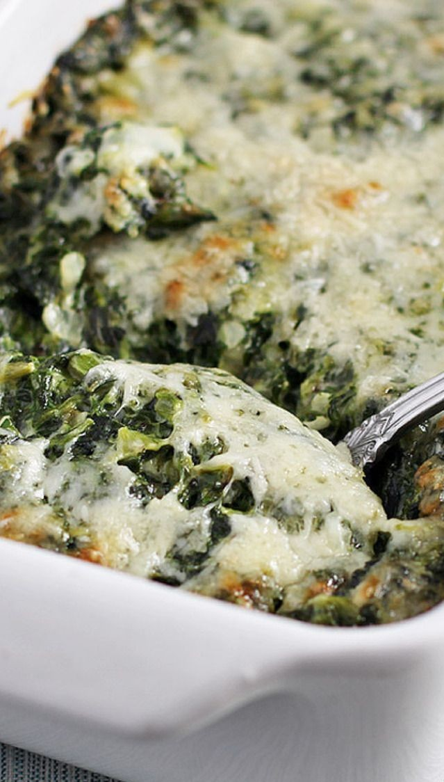 spinach-gratin